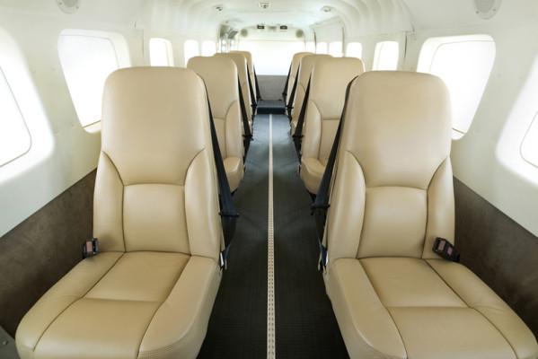 Turbo Prop - Cessna Caravan