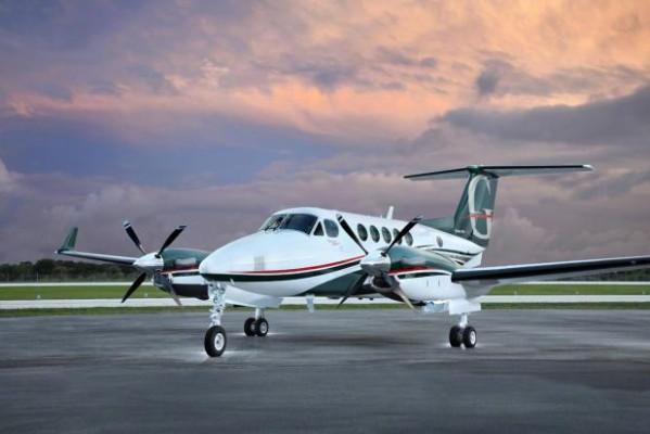 King Air 200 - Exterior